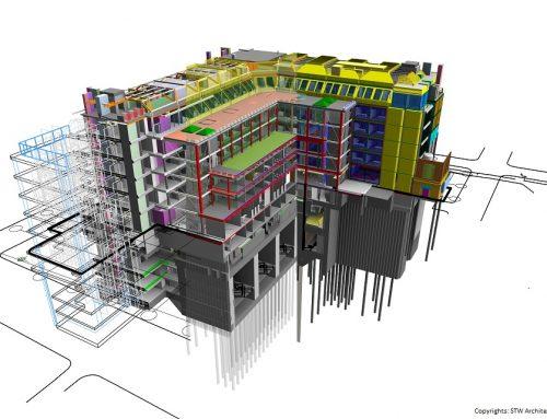 Какво е BIM и защо е фундаментален в настоящата архитектурна и инжинерна практика?